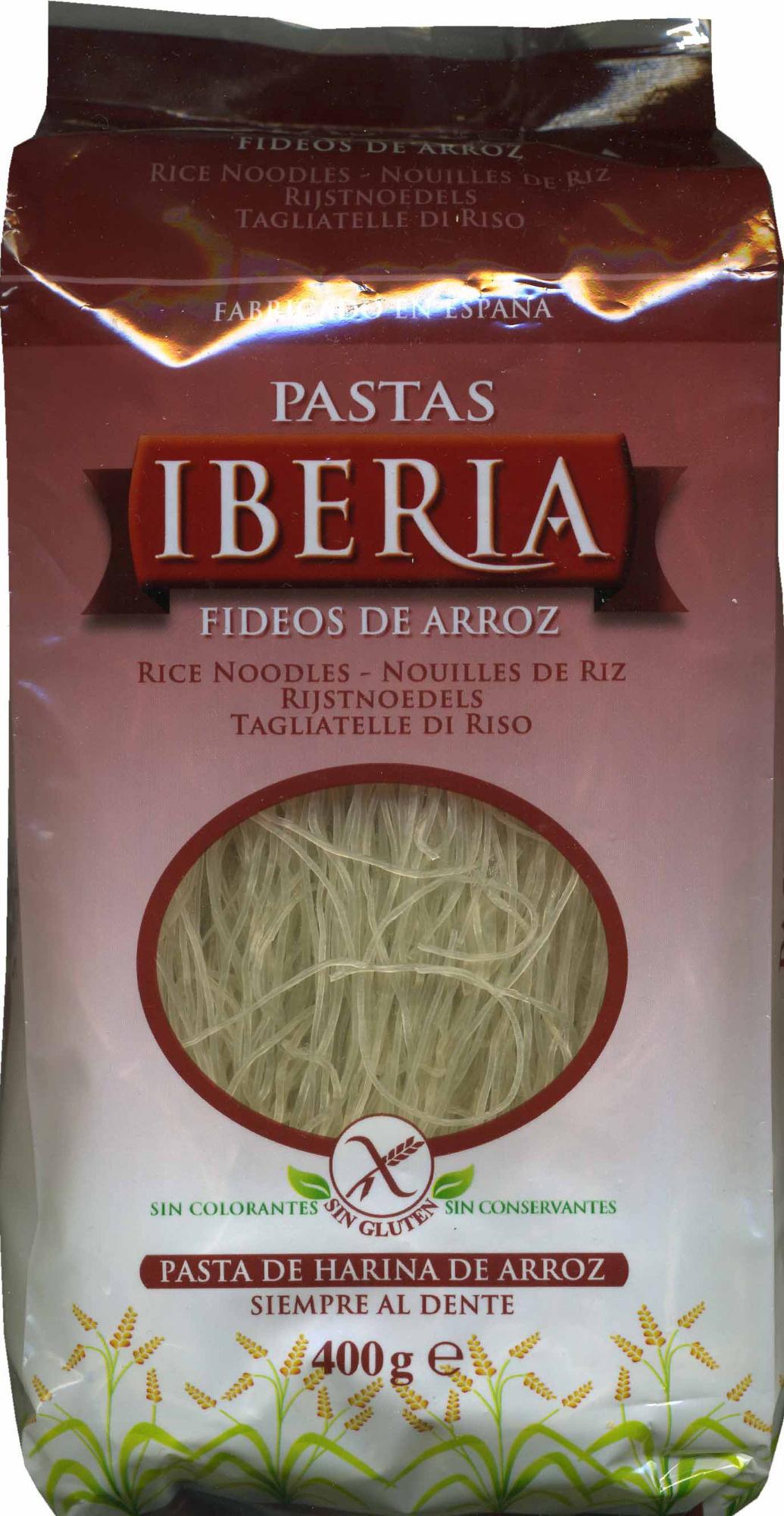 Fideos de arroz - Producto