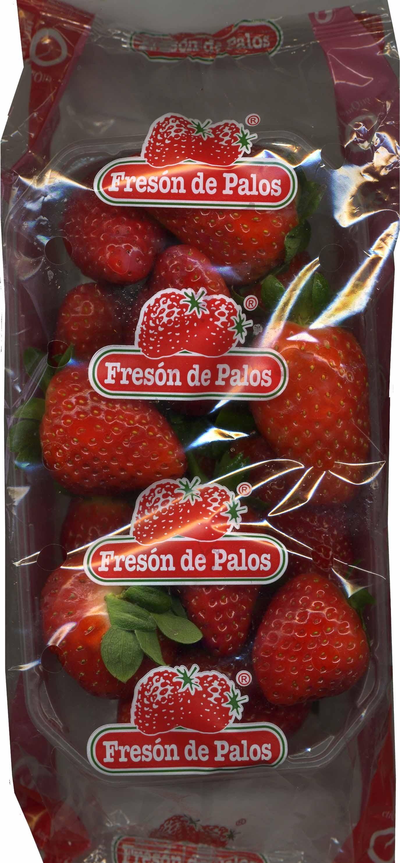 """Fresones """"Fresón de Palos"""" - Producto"""