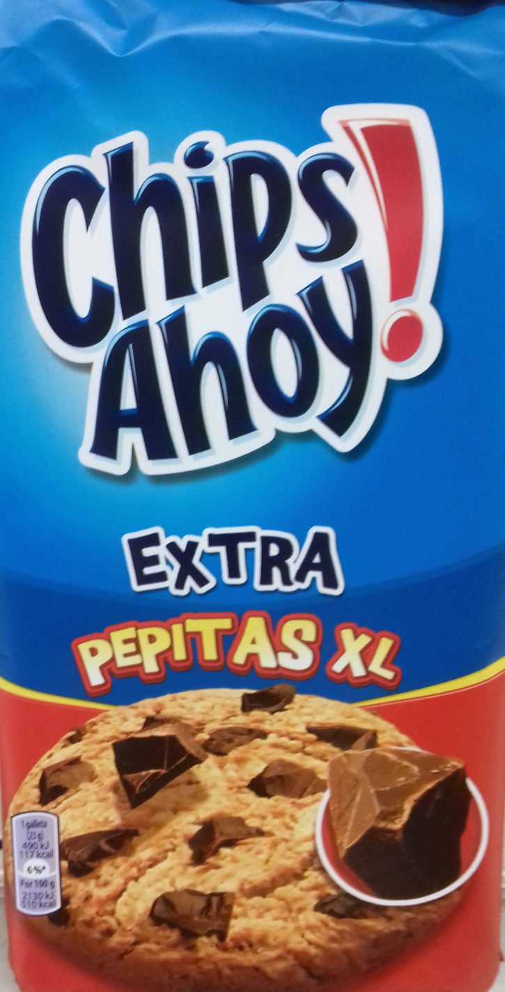 Chips Ahoy! Extra Pepitas XL - Product