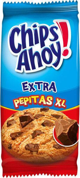Extra galletas con pepitas xl de chocolate - Producte - es