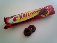 Filipinos chocolate negro - Producte - en