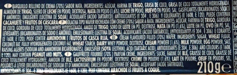 Artinata - Ingredients