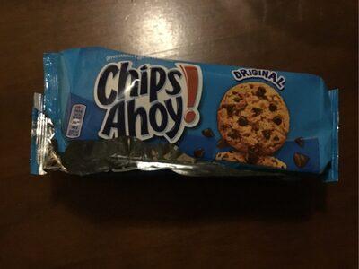 Chips Ahoy Original (128 G) - Producto