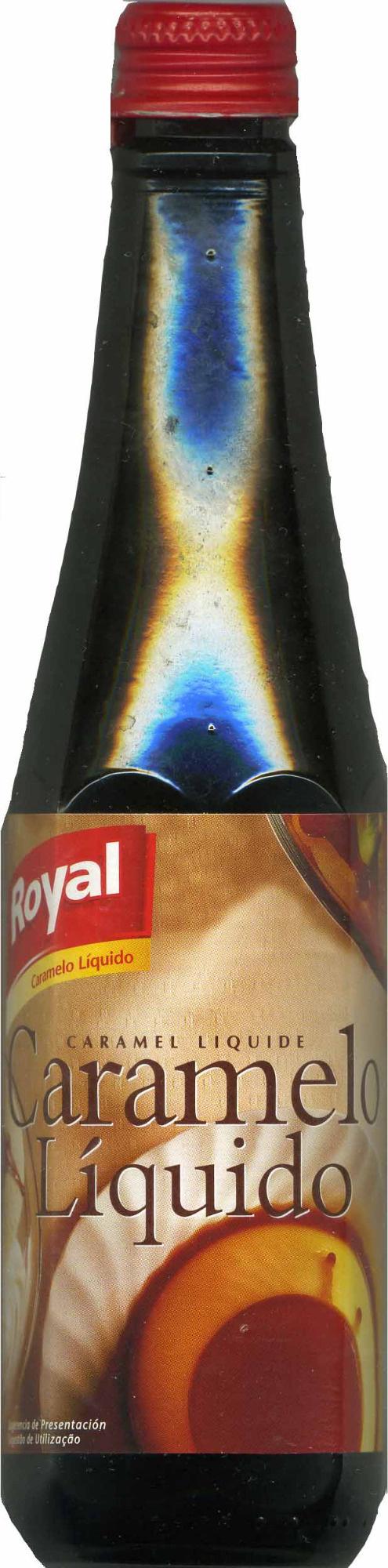 Caramelo Liquido - Produit - es