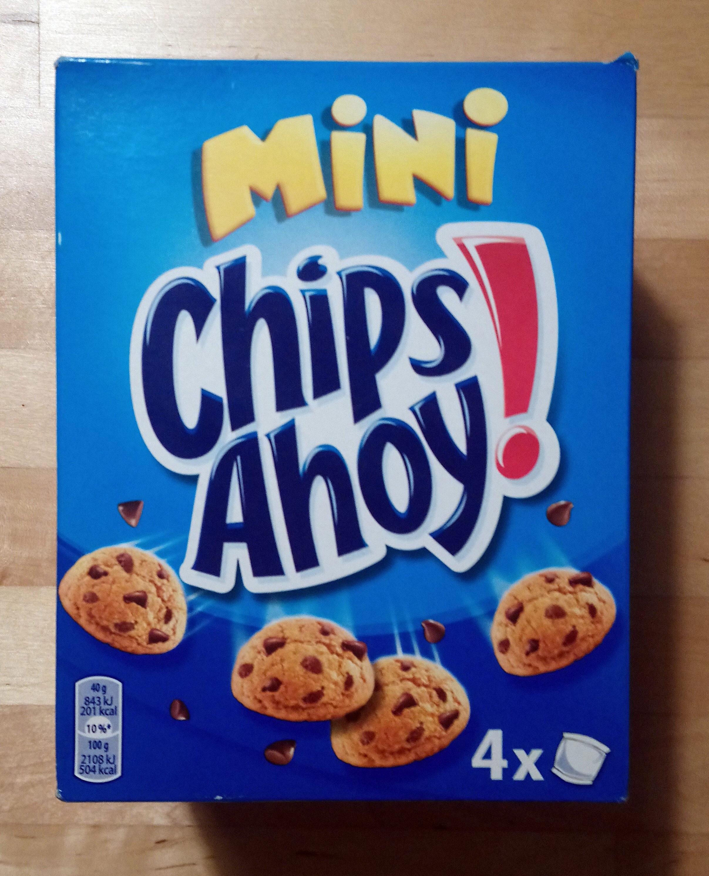 Mini Chips Ahoy! - Produto - pt