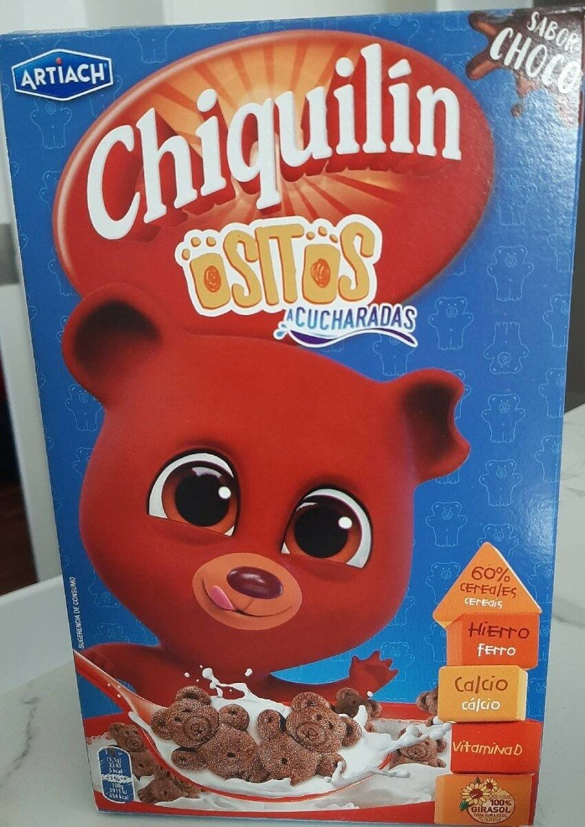 Chiquilín OSITOS - Product - fr