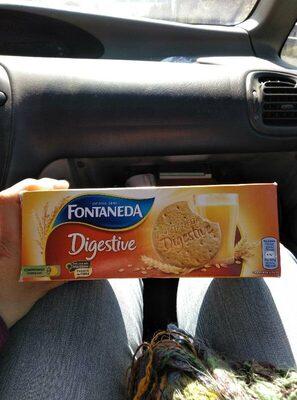 Galleta Fontaneda Digestive Paquete De 400 G 41167 - Producto - es