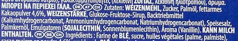 Original Oreo - Ingredients