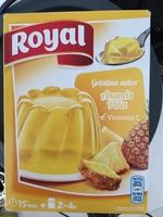 Gélatine saveur Ananas - Producto - fr