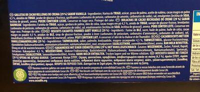 Original - Ingredients - fr
