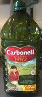 Carbonell Virgen Extra Garrafa - Producte - fr