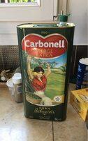 Aceite De Oliva Virgen Extra Carbonell Lata 5L - Produit - fr