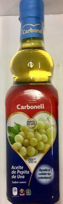 Aceite de pepita de uva Carbonell - Produit - es