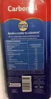 Aceite de pepita de uva Carbonell - Ingrédients - es