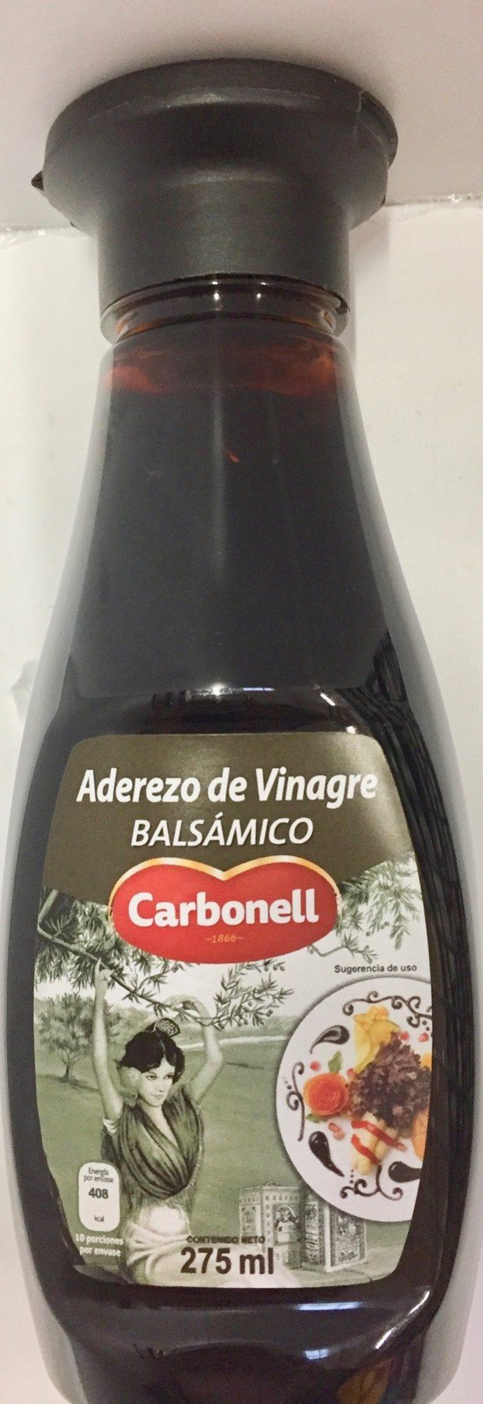 Crema de vinagre balsámico - Producto - es
