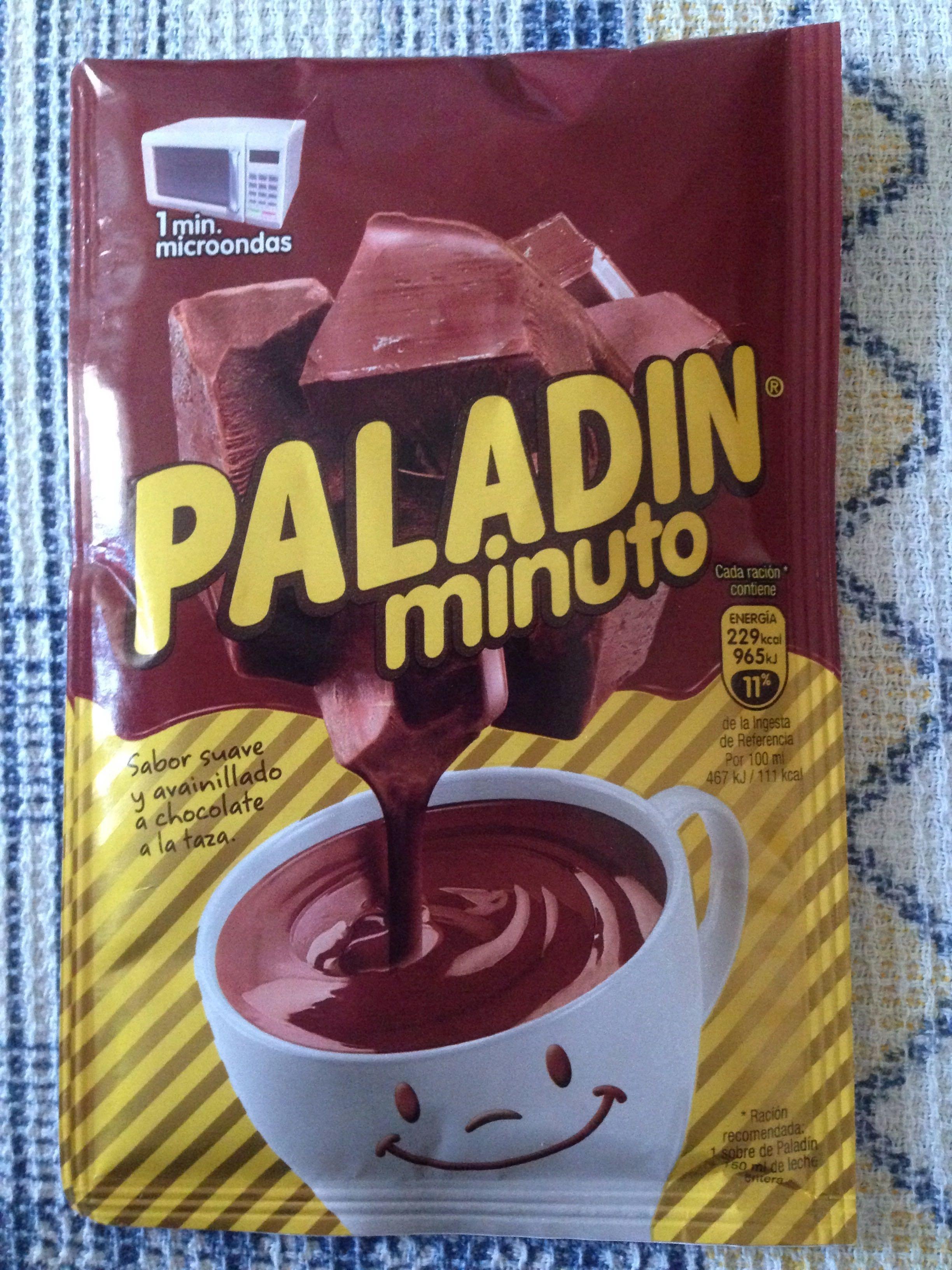 Paladín maestro - Producto - fr