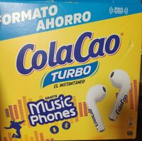 Cola cao turbo - Product