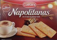 Napolitanas - Producto