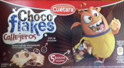 Choco Flakes Callejeros - Product