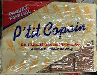 Biscuits P'tit Copain - Produit - fr