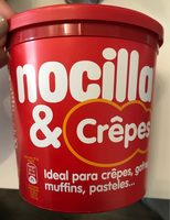 Nocilla & crepes - Product