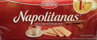 Napolitanas - Producte