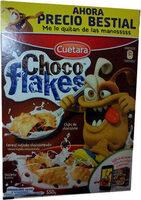 Choco Flakes de Cuétara - Producto - es