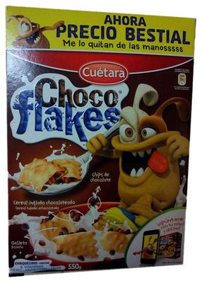 Choco Flakes - Producto