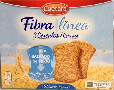 Fibra Línea 3 Cereales - Producte