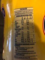 Cola Cao 0% 750g - Información nutricional