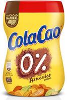 ColaCao 0% - Produto