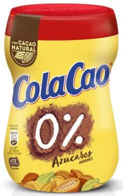 Cola Cao 0% - Produto - es