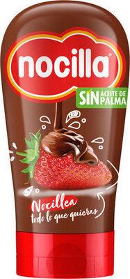 Crema de cacao y avellanas bocabajo sin aceite de palma - Producte - es