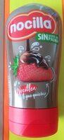 Crema de cacao y avellanas bocabajo sin aceite de palma - Produit - fr