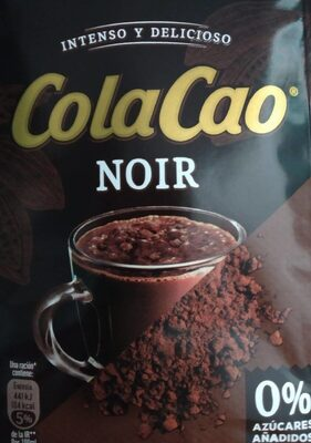Cola Cao Noir - Product - es