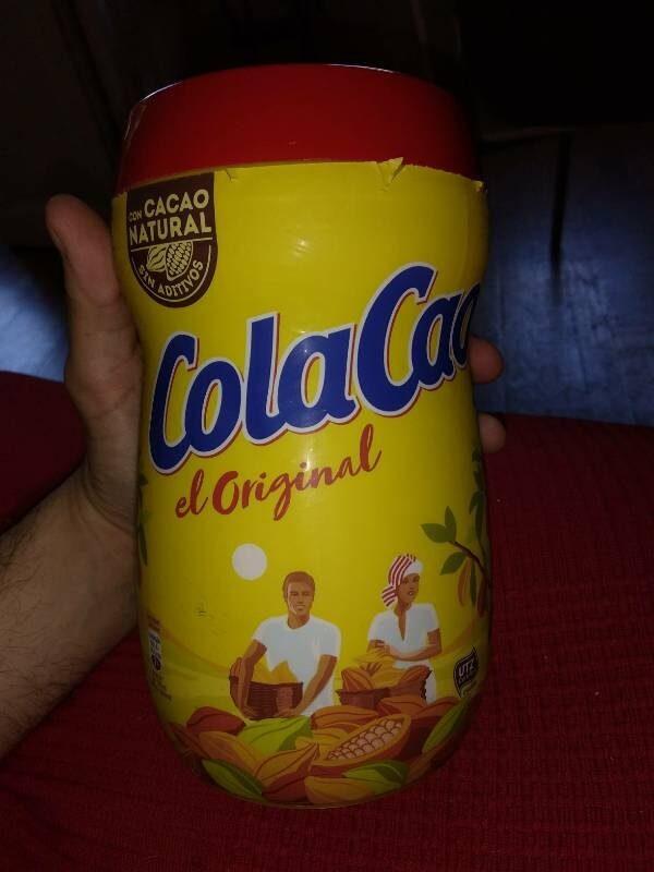 Cola Cao - Producto