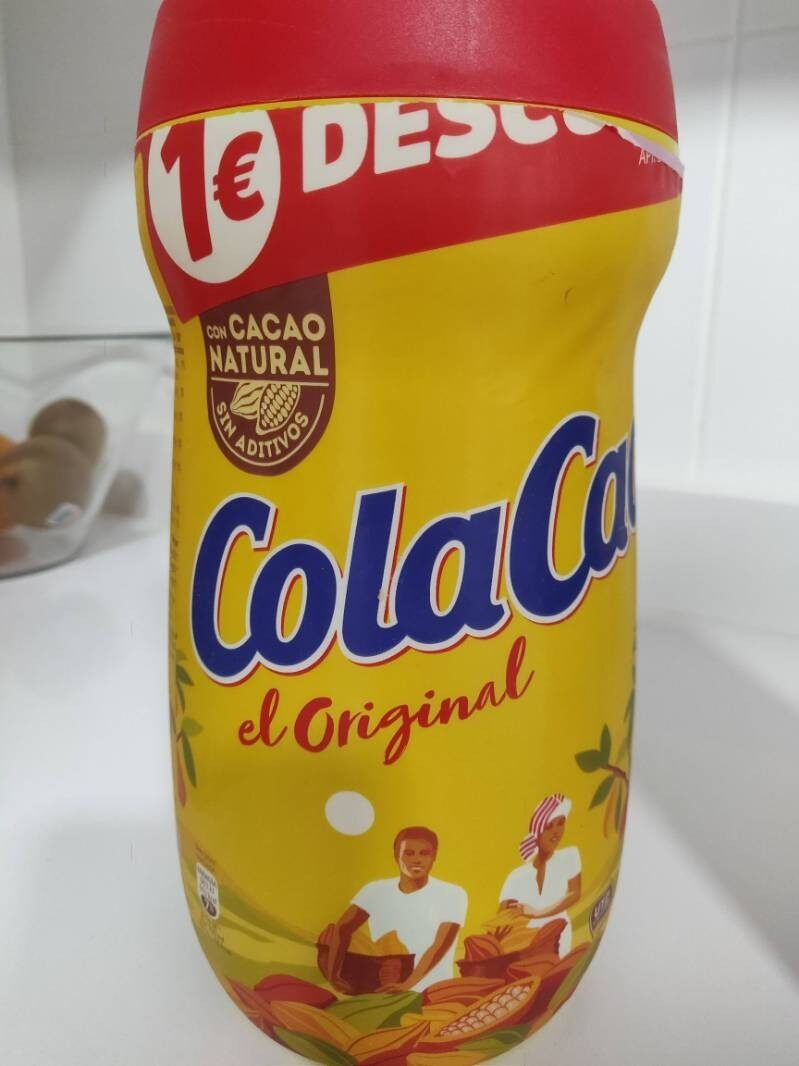 Cola Cao original - Product