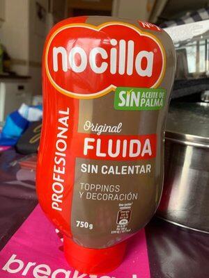 Nocilla Original Fluida - Ingredienti - es