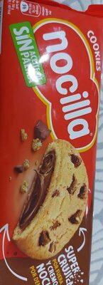 Cookies nocilla - Producte - es