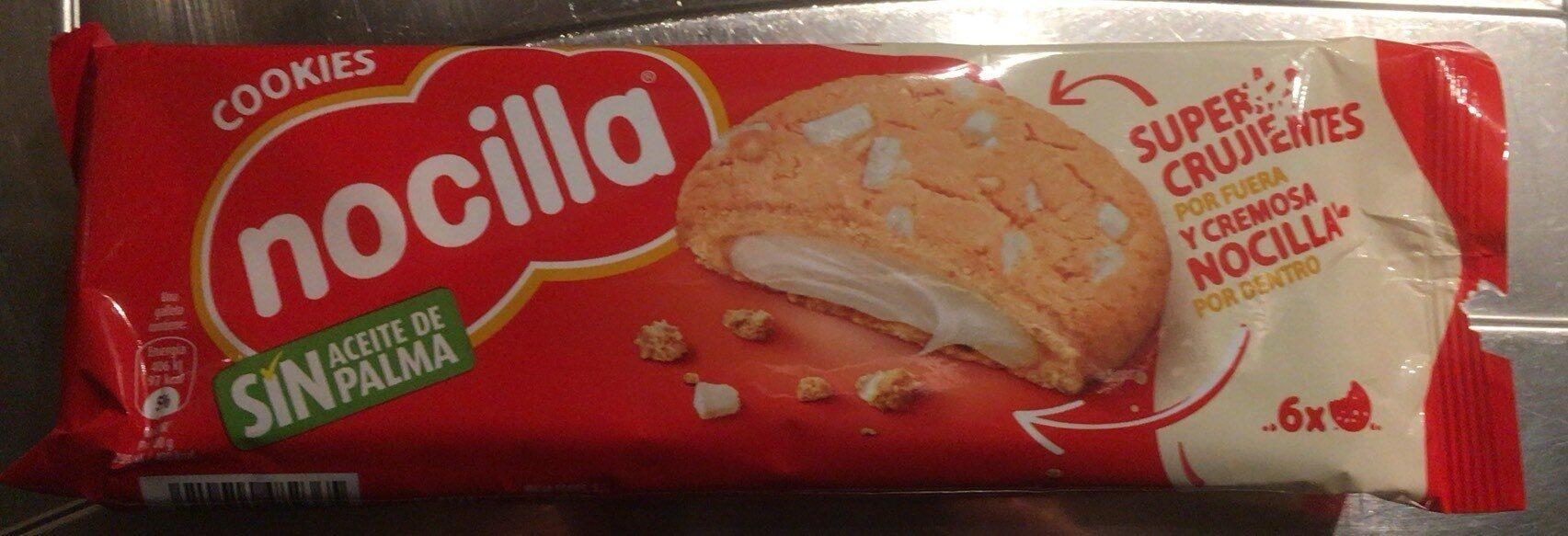 Cookies Nocilla - Prodotto - es