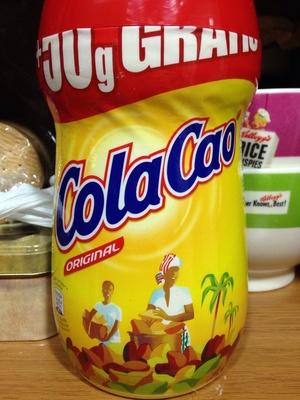 ColaCao - Producto