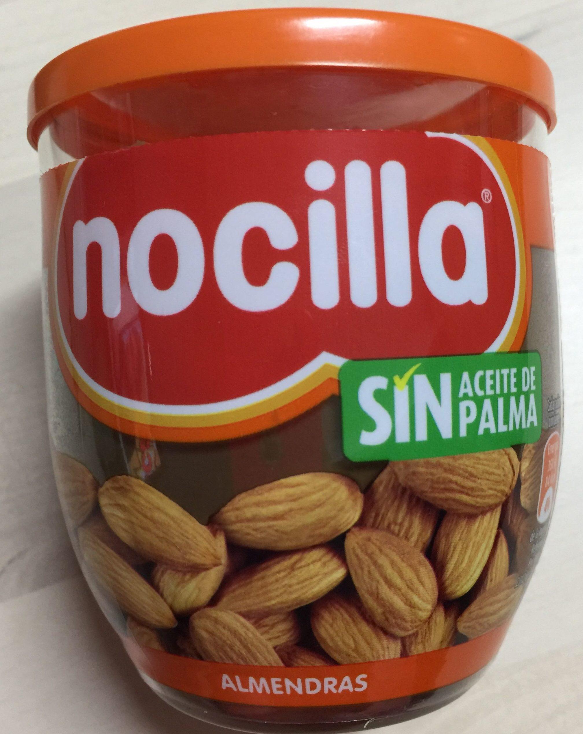 Nocilla Almandras - Product - es
