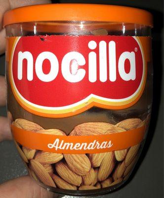 Nocilla Almendras - Crema Al Cacao Con Almendras Sin Gluten - Nocilla - Prodotto - fr
