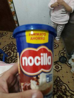 Chocoleche crema de cacao, avellanas y leche - Producto - es