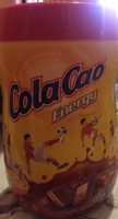 Cola Cao Energy - Product - fr