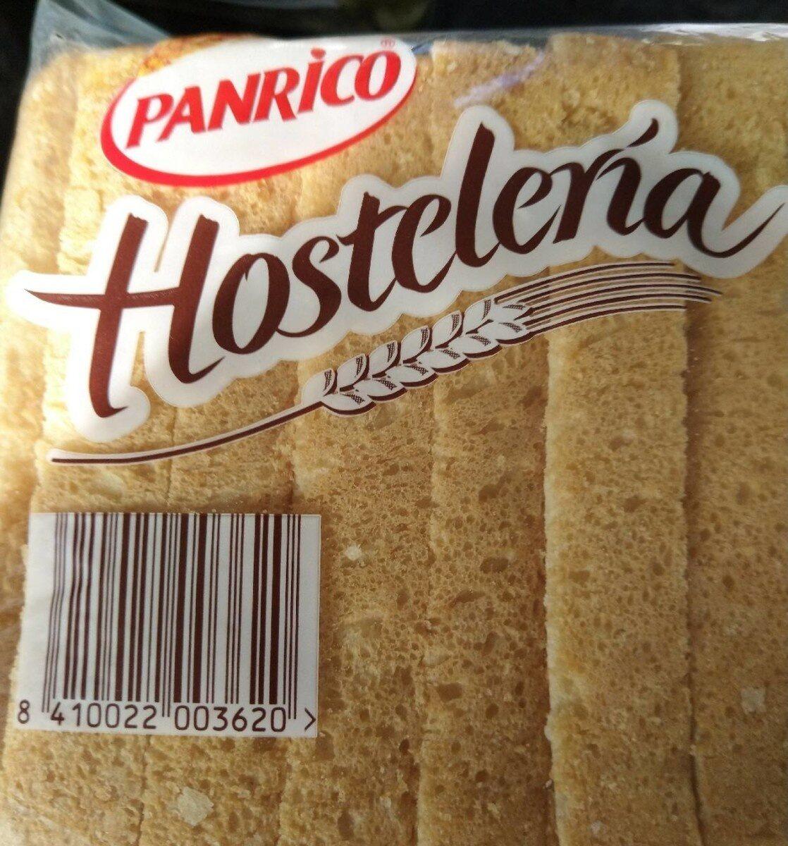 Pan de molde hostelería - Producto