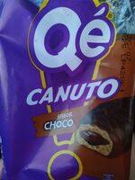 Canuto sabor choco - Producto - es