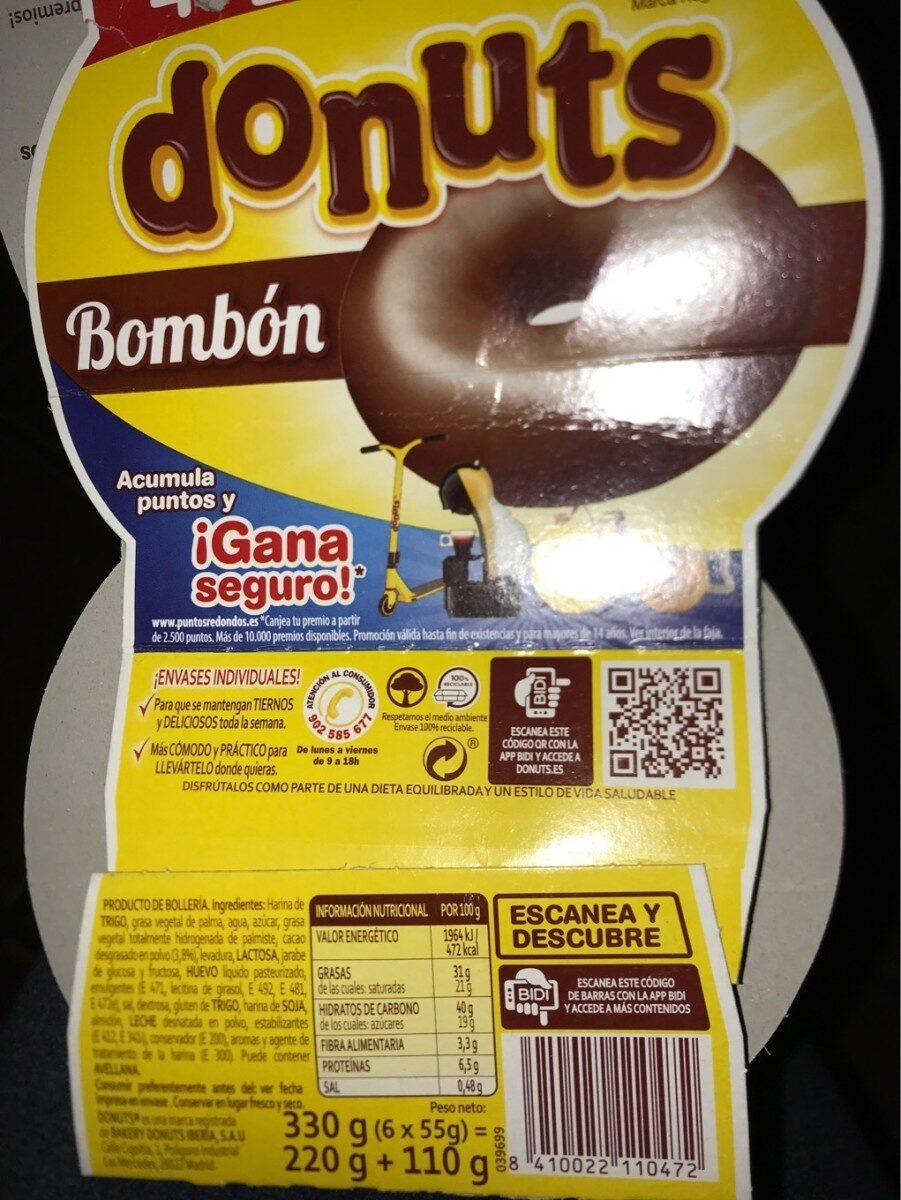 Bombón - Producte - es