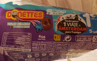 Donettes trolleo challenge - Producto
