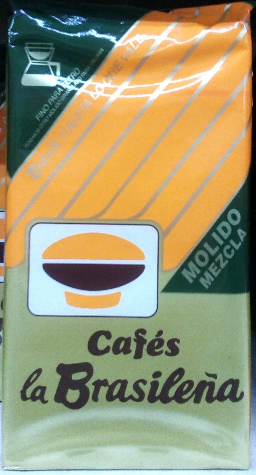 Café molido 60% natural 40% torrefacto - Producto